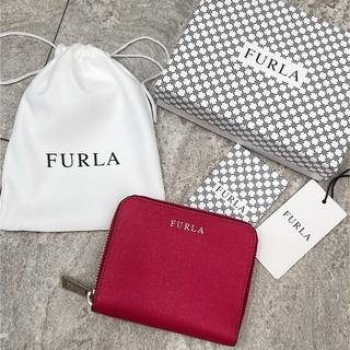 フルラ(Furla)の♡新品未使用♡ FURLA 二つ折り財布 ピンク コンパクトウォレット フルラ(財布)