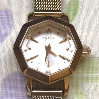 アガット(agete)のagete   ㉚  腕時計・稼動品✨(腕時計)