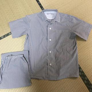 ムジルシリョウヒン(MUJI (無印良品))の無印良品 メンズ 半袖パジャマ Lサイズ二点(その他)
