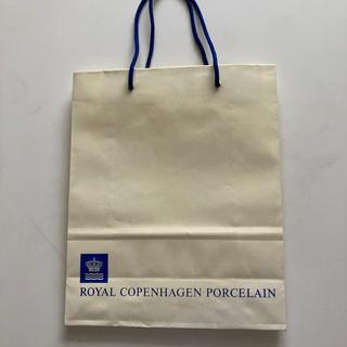 ロイヤルコペンハーゲン(ROYAL COPENHAGEN)のロイヤルコペンハーゲン紙袋(ショップ袋)