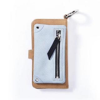 ユナイテッドアローズ(UNITED ARROWS)のA SCENE iPhone ケース B&C Flip Pocket cases(iPhoneケース)