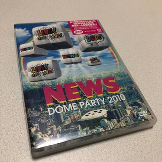 ニュース(NEWS)の最終処分価格!NEWS  LIVE!LIVE!LIVE!DVD!美品(ミュージック)