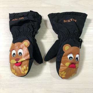 バートン(BURTON)の子供用手袋 子供服(手袋)