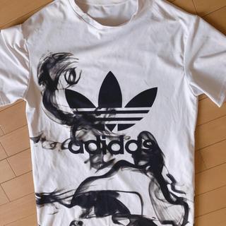 アディダス(adidas)のadidasワンピ(ロングワンピース/マキシワンピース)