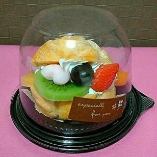 シュークリーム食品サンプル☆(置物)