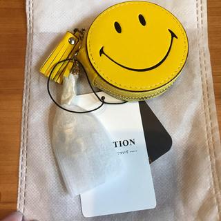 アパルトモンドゥーズィエムクラス(L'Appartement DEUXIEME CLASSE)のアパルトモン★GOOD GRIEF Smile Compact(コインケース)