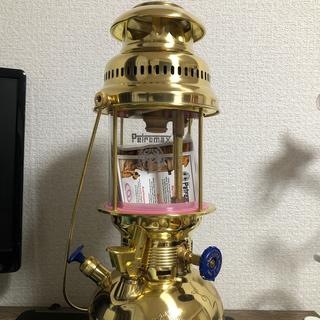 ペトロマックス(Petromax)の【新品】ペトロマックス Petromax HK500 ブラス(ライト/ランタン)