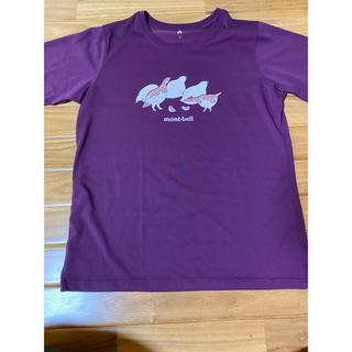 モンベル(mont bell)のmont-bell レディースTシャツ(Tシャツ(半袖/袖なし))