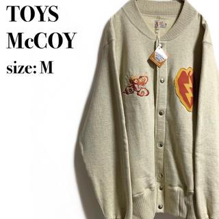 トイズマッコイ(TOYS McCOY)のトイズマッコイ TMC1755 スナップボタン スウェット ゴールデンドラゴン(フライトジャケット)