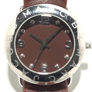 マークバイマークジェイコブス(MARC BY MARC JACOBS)のマークジェイコブス 腕時計 - MBM1139(腕時計)