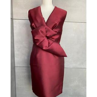 バレンシアガ(Balenciaga)のバレンシアガ 36ドレス ワンピース(ひざ丈ワンピース)