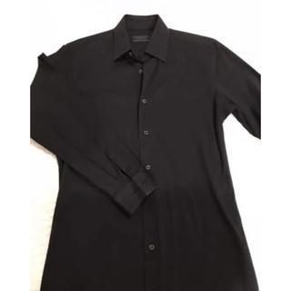 プラダ(PRADA)の◆Prada ストレッチコットン ドレスシャツ 37 プラダ メンズ スーツ (シャツ)