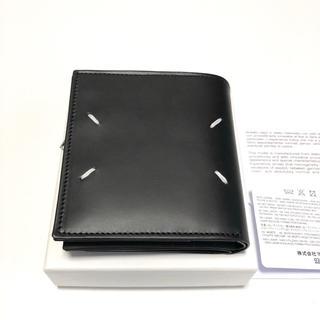 マルタンマルジェラ(Maison Martin Margiela)の新品 正規品 マルジェラ 財布 レザー コンパクト ウォレット(折り財布)