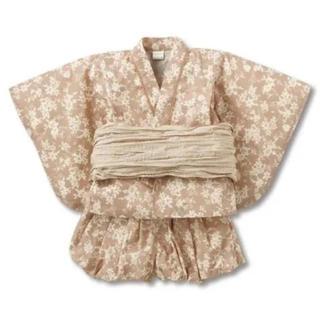 プティマイン(petit main)のテータテート 浴衣(甚平/浴衣)