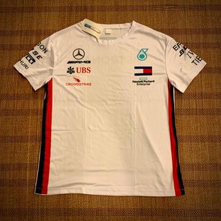 AMG Petronas  ペトロナス メルセデス ドライ レプリカTシャツ L(Tシャツ/カットソー(半袖/袖なし))