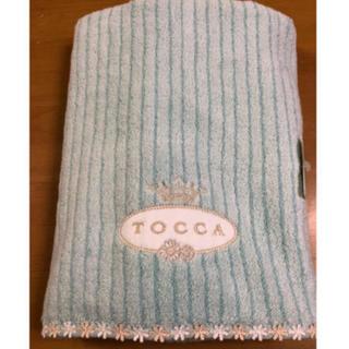 トッカ(TOCCA)のTOCCA トッカ バスタオル ミント(タオル/バス用品)