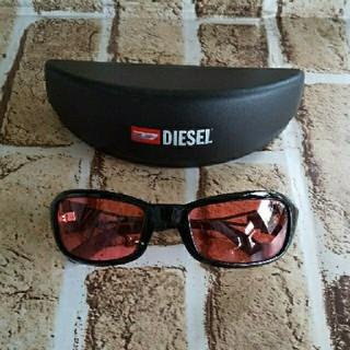 ディーゼル(DIESEL)のDIESEL 海外で購入。made in italy。ユニセックスでOK(サングラス/メガネ)