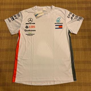 AMG Petronas  ペトロナス メルセデス ドライ レプリカTシャツ M(Tシャツ/カットソー(半袖/袖なし))