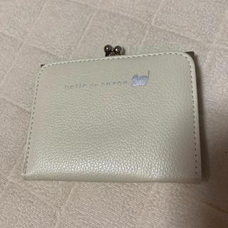 ビュルデサボン(bulle de savon)のリンネル付録♡ビュルデサボン♡がま口二つ折り財布(財布)