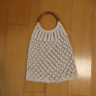 グレイル(GRL)の編みバッグ(ハンドバッグ)