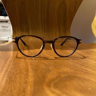 アヤメ(Ayame)のayame crown 眼鏡 クラウン 金子眼鏡 アヤメ 白山眼鏡(サングラス/メガネ)