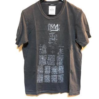 アメリカンラグシー(AMERICAN RAG CIE)の【BASQUIAT × AMERICAN RAG CIE】別注Tシャツ(Tシャツ/カットソー(半袖/袖なし))