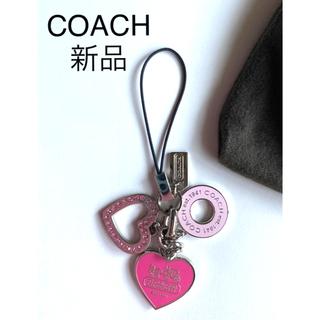 コーチ(COACH)のCOACHコーチストラップキーホルダー(キーホルダー)