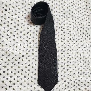 THE SUIT COMPANY - メンズ ネクタイ 古着 美品 スーツカンパニー ブラック