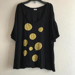 シェル(Cher)のCher♡オレンジプリントTシャツ(Tシャツ(半袖/袖なし))