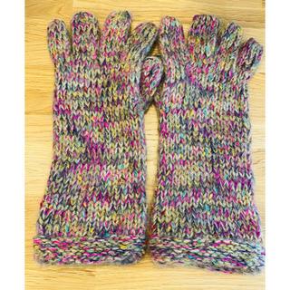 アイーダ(AIDA)の手袋 レディース AIDA(手袋)