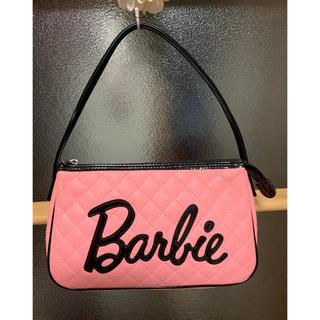バービー(Barbie)のバービー  Barbie  ミニバック  バックインバック ポーチ  可愛い(ショルダーバッグ)