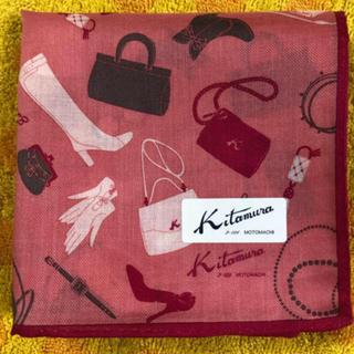 キタムラ(Kitamura)のキタムラ ハンカチ ファッションアイテム柄(ハンカチ)