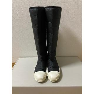リックオウエンス(Rick Owens)の【YT31様専用】DRKSHDW  ブーツ【11/1までに購入確約】(ブーツ)