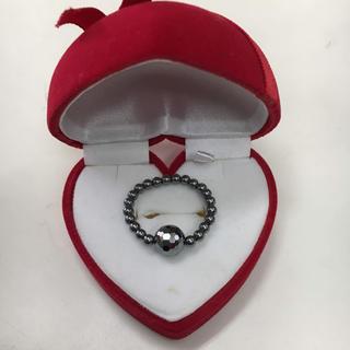 【未使用】テラヘルツ指輪&アンクレット(アンクレット)