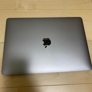 マック(MAC)の13インチMacBook Air2019 スペースグレイ(ノートPC)