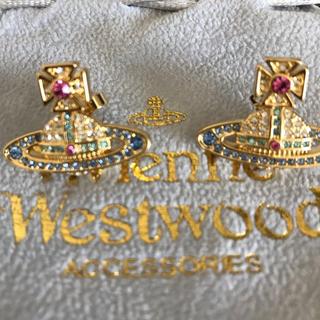 ヴィヴィアンウエストウッド(Vivienne Westwood)の新品 ピアス(ピアス)