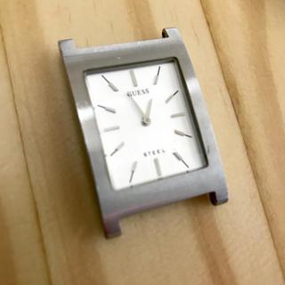 ゲス(GUESS)のGUESS ゲス 2針タイプ クオーツ 稼働品(腕時計(アナログ))