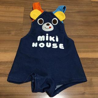 ミキハウス(mikihouse)のミキハウス プッチー 水着 80(水着)