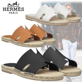 エルメス(Hermes)のHERMES メンズ サンダル(サンダル)