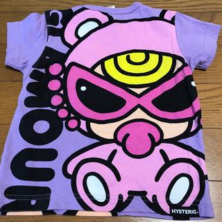 ヒステリックミニ(HYSTERIC MINI)のHYSTERICMINI Tシャツ 80(Tシャツ)