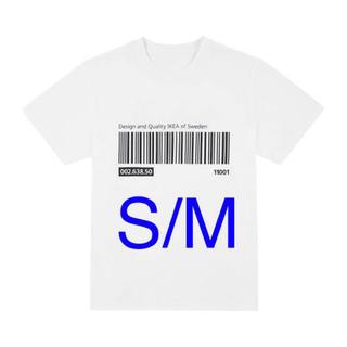 イケア(IKEA)のIKEA 原宿 EFTERTRÄDA エフテルトレーダ Tシャツ S/M(Tシャツ(半袖/袖なし))