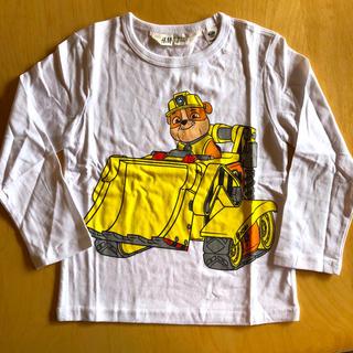 エイチアンドエム(H&M)のきらきら星様専用☆H&M パウパトロール ラブルロンT(Tシャツ/カットソー)