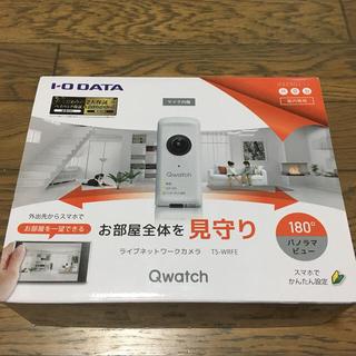 アイオーデータ(IODATA)のQwatch TS-WRFE(防犯カメラ)