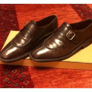 ボノーラ(BONORA)の幻の名靴 ボノーラ  BONORA モンクストラップ 靴(ドレス/ビジネス)