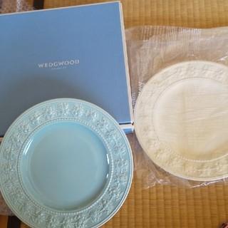 ウェッジウッド(WEDGWOOD)のウエッジウッド2枚組皿(食器)