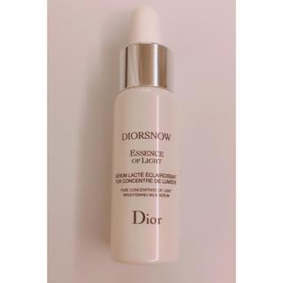 Dior 美容液 専用(美容液)