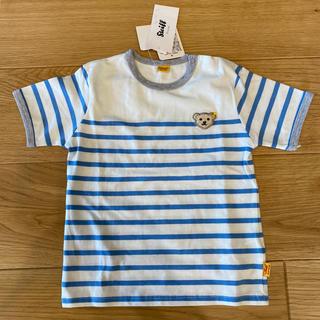 familiar - 【お値下げ!】シュタイフ 半袖Tシャツ 80 新品