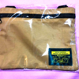 【新品】リラクマ サコッシュ バック 非売品 タグ付❗️(ショルダーバッグ)