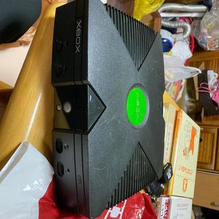 エックスボックス(Xbox)のxbox本体 XBOXコントローラー(家庭用ゲーム機本体)