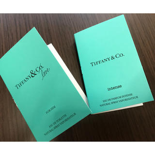 ティファニー(Tiffany & Co.)のTIFFANY&Co.   香水セット(ユニセックス)